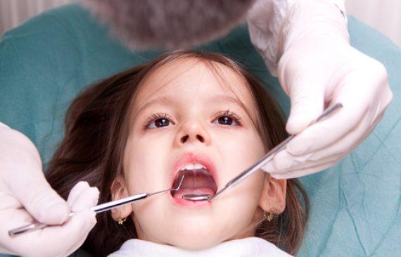 טיפולי שיניים אצל ילדים