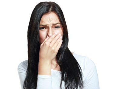 התמודדות עם תופעות של ריח רע מהפה